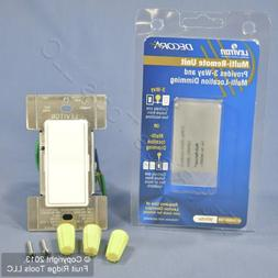 Leviton 3-Way and 4-Way  Remote Dimming Switch
