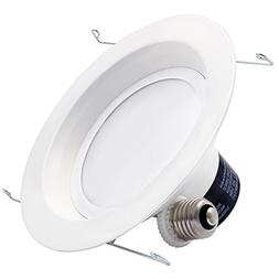 TORCHSTAR 17W 6inch LED Retrofit Recessed Lighting Fixture,