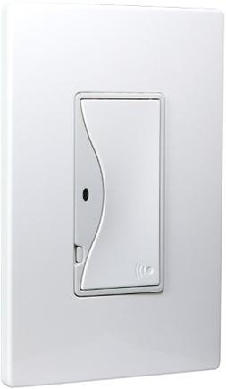 Eaton RF9518AW ASPIRE RF Single-Pole Wireless Light Switch,
