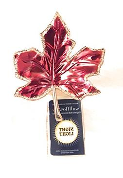 Bath and Body Works Shiny Red Maple Leaf Wallflower Diffuser
