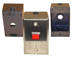 Single Gang  Weather Resistant Outlet Box