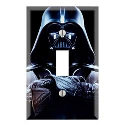 Single Toggle Wall Switch Cover Plate Decor Wallplate - Star