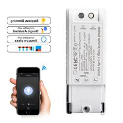 Smart Light Switch Controller Home Automation & Voice Contro