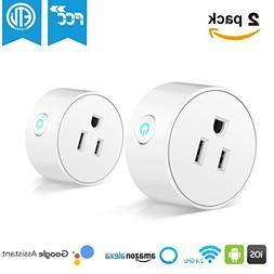 Smart Plug Wifi Wireless Home Electrical Timing Outlet Remot