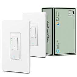 3 Way Smart Switch Dimmer by Martin Jerry | SmartLife App, M