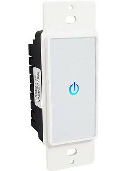 Smart Touch Light Switch Lighting Control, Wall Panel Electr