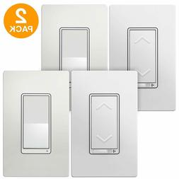 TOPGREENER Smart Wi-Fi 3-Way Dimmer Switch Kit, Includes Wi-