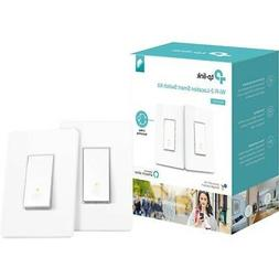 Tp Link HS210KIT 2pk Smart Plug Wl 3way Light Accs Switch
