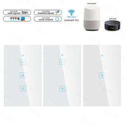 Smart WiFi Light Switch in Wall WiFi APP Control Work with A