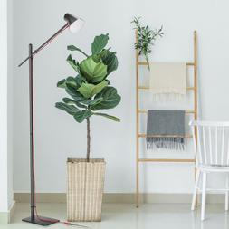 Standing Floor Lamp for Living Room with Foot Switch Modern