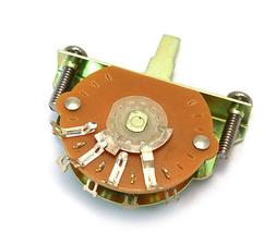 SW-L3 Open Frame 3-Way Lever Switch For Telecaster® & Simil