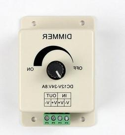 EopZol™ Switch Dimmer Controller for Single Color LED Stri