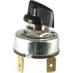 Switch, Carling, Rotary, Off-On, Solder Lug