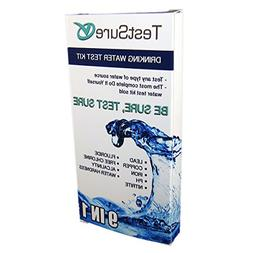 TestSure 9 in 1 Drinking Water Test Kit  - Water Quality Tes