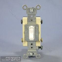 15 Amp 4-Way Toggle Switch Commercial - White