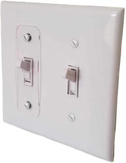 Toggle Switch Light Locks, Child-Safe, Residential, Lighting