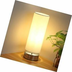 Touch Control Table Lamp Bedside Minimalist Desk Lamp Modern