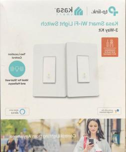 Tp-link Kasa Smart Wi-Fi Light Switch 3-way Kit