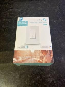 tp-link Smart WiFi Light Switch with Dimmer Model HS220