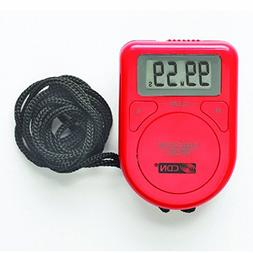 CDN TR3- Digital Timer on a Rope - Set of 1 Red and 1 White