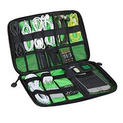 Universal Waterproof Multi-pocket Electronic Accessories Cab