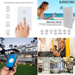 USA Smart WiFi Light Switch in Wall - Compatible With Amazon