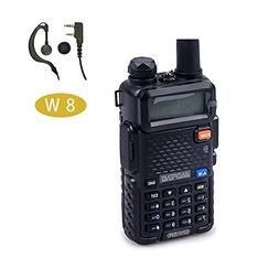 BaoFeng UV-5R High Power 8-watt Tri-Power 8/4/1W Dual Band T