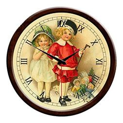 Yes celebration Vintage Wall Clock