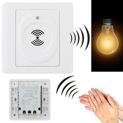 Voice Control Light Sensor Lamp Switch Sound Activated Delay