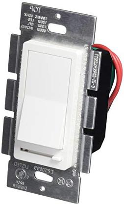 LED Wall Dimmer Switch for LED Lights,Three Way & Single Pol