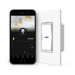 IDEVICES WALL SWITCH WIFI ENABLED IN-WALL LIGHT SWITCH SMART