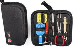 Olten Watch Repair Kit with Instructions and Spring Bar,Pin,