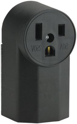 The Eaton WD1252 2-Pole 3-Wire 50-Amp 125-Volt Surface Mount