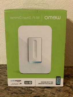 Wemo Wi-Fi Smart Dimmer Light Switch  NEW SEALED