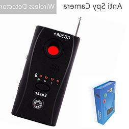 Wireless Detector for Anti Spy Hidden Camera, Adjustable Det