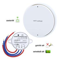 Wireless Switch Remote Control Light Switch and Receiver No