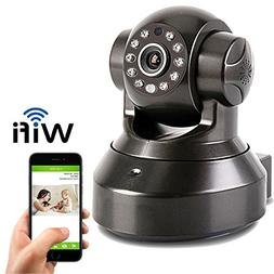 Coolcam HD 720P Wireless WiFi IP Camera Smartphone CCTV Secu