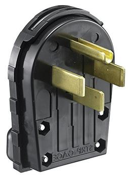 Hubbell Wiring 606224 Range And Dryer Plug Sb 30-50A 3P 4Wir