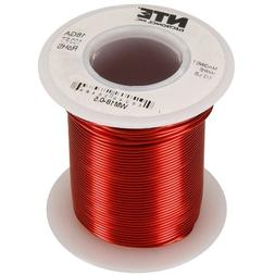 NTE Electronics WM18-0.5 Series WM Magnet Hook Up Wire, Soli