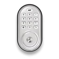 Yale Security Yale Real Living YRD216ZW2619 Assure Lock Push