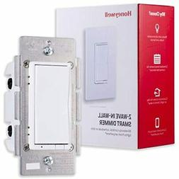 Z-Wave Plus Smart Light Dimmer Switch, In-Wall Paddle, Inter