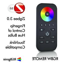 ZigBee 3.0 Color Remote and Dimmer. Hue, Echo Plus, 4 Zone,