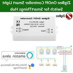 US Zigbee OnOff Controller Channel Switch for Samsung SmartT